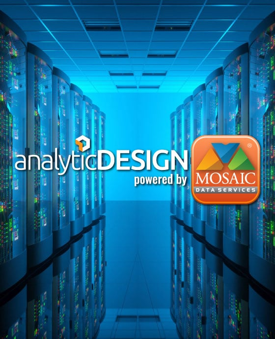web development services, About Mosaic / Analytic Design