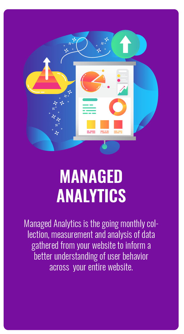 managed website analytics services, Managed Analytics