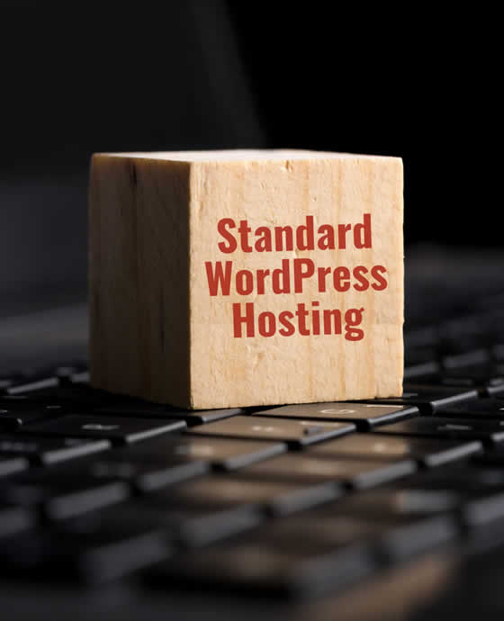 managed wordpress hosting, Standard WordPress