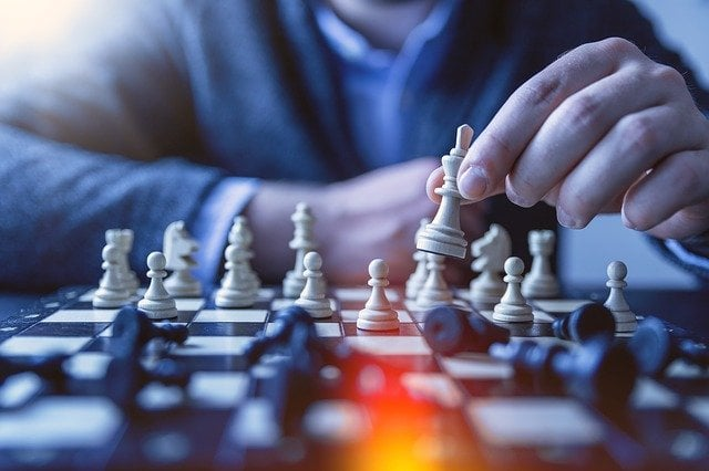 SEO is like a game of chess