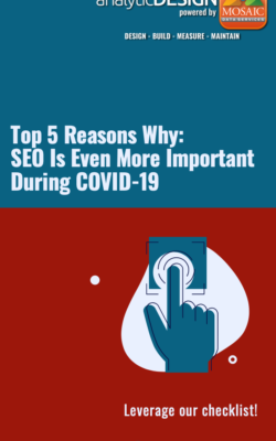 SEO Is Even More Important During COVID